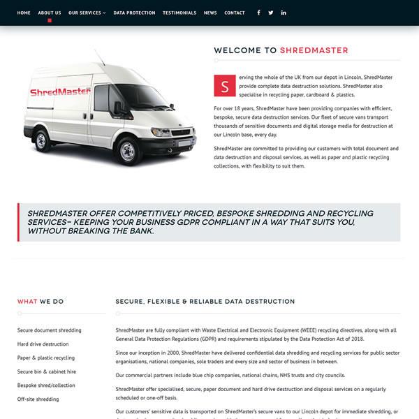 In2pcs Website Design & Development Lincoln, Lincolnshire ...